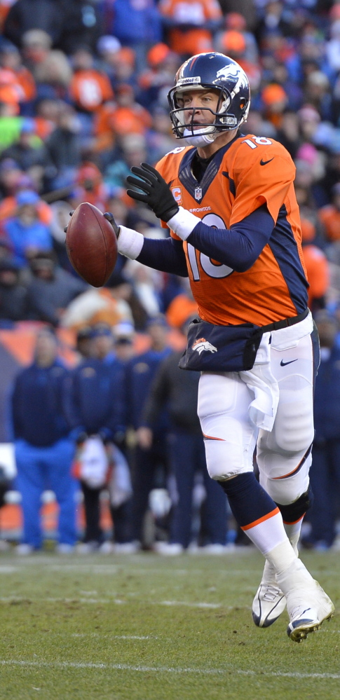 Denver's Peyton Manning found a new favorite in former Patriots receiver Wes Welker, who joined the Broncos in the offseason.