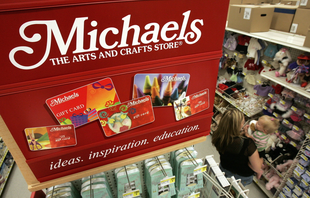 Michaels Stores Inc. says it is investigating a possible company data security breach that may have affected its customers' payment card information.