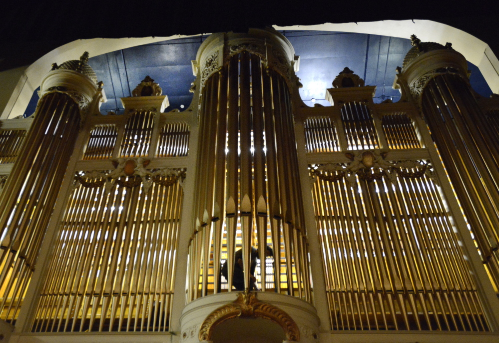 The Portland Symphony Orchestra's 90th season will include the return of the Kotzschmar Organ.