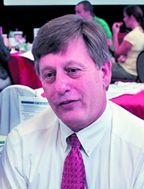 RSU 18 Superintendent Gary Smith