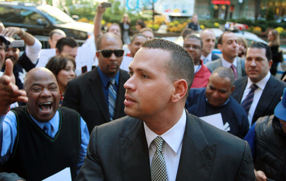 New York Yankees' Alex Rodriguez has withdrawn his lawsuits aimed at overturning his season-long suspension.