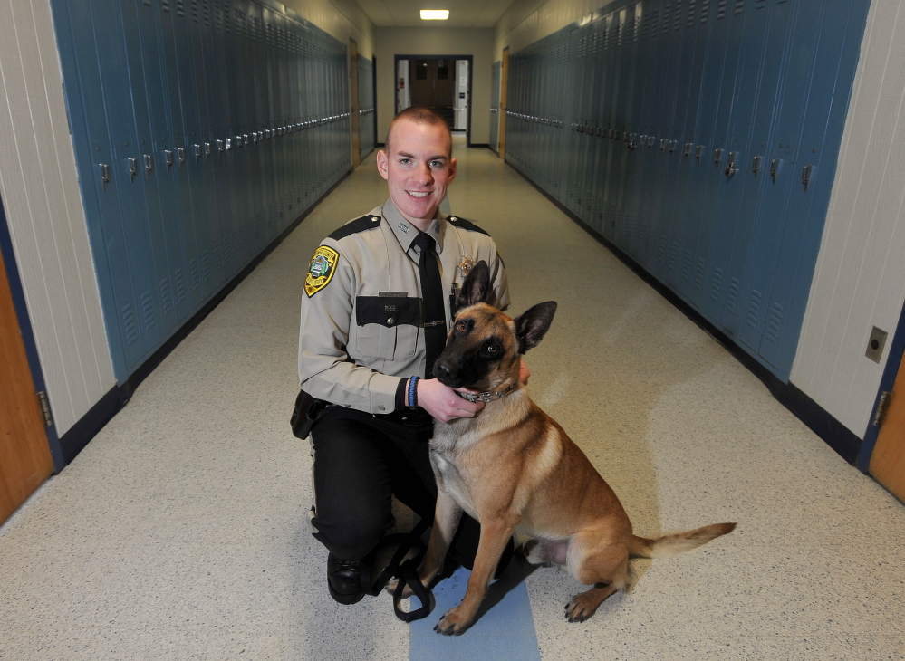 New Kennebec County sheriff's program puts police in rural ...