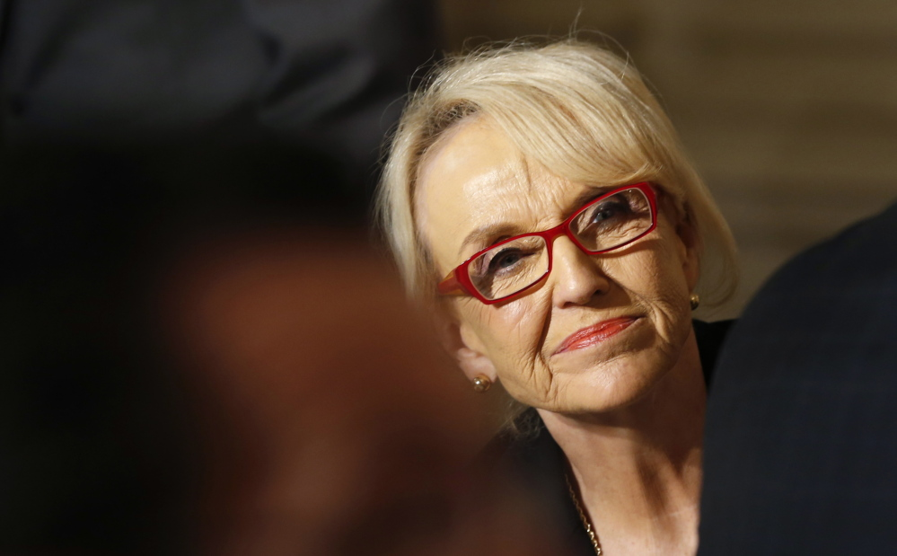 """I call them like I see them, "" Arizona Gov. Jan Brewer said on Wednesday."