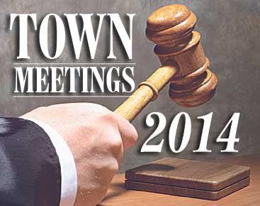 Town Meeting 2014