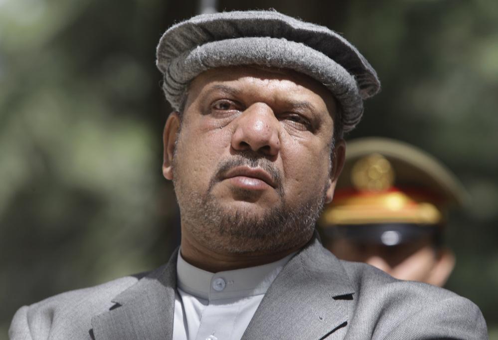Mohammed Qasim Fahim dies at age 57.