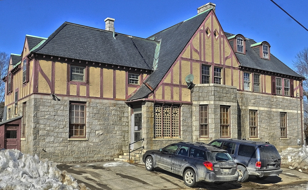 FORMER RECTORY: Zardus Art of Massage and Wellness Spa recently moved into in the former St. Joseph's rectory on the Gardiner Common.