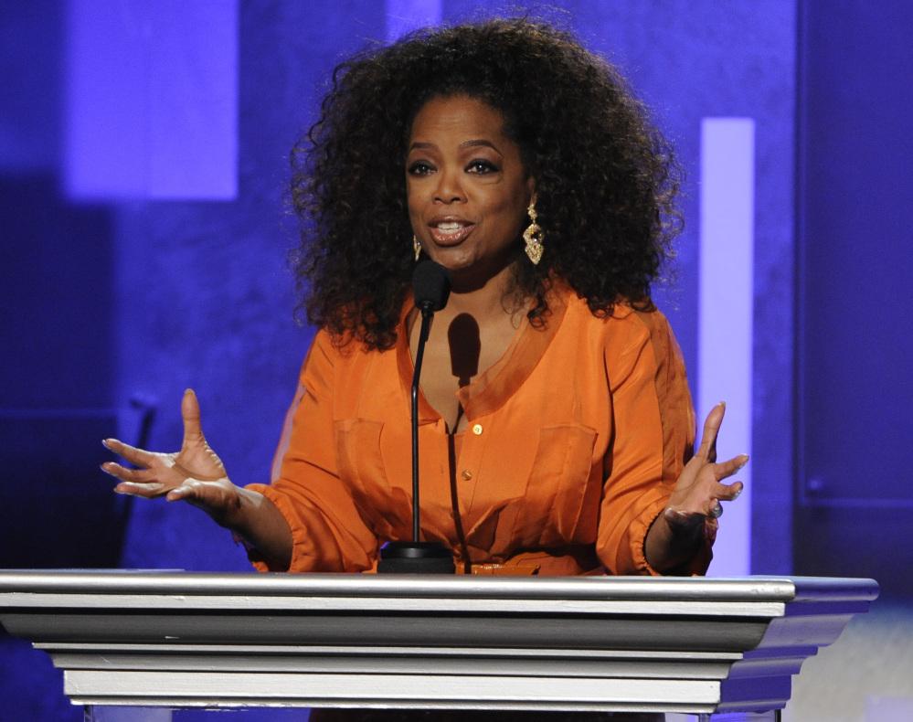 Oprah Winfrey is selling Harpo Studios in Chicago to a developer.