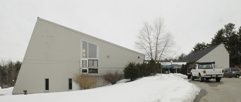 Building sold: The Kennebec Community Church recently bought the former St. Andrew Church building off South Belfast Avenue in Augusta.