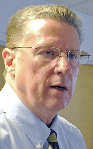 Robert Harrison, LogistiCare vice president