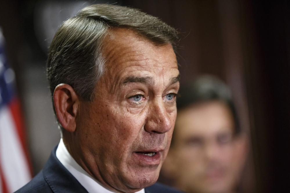 """House Speaker John Boehne: """"What else about Benghazi is the Obama administration still hiding from the American people?"""""""