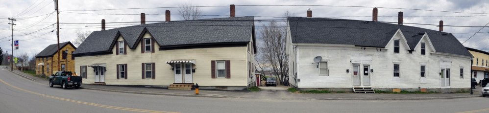 Bond Street: This photo taken on Friday, shows the Bond Street Historic District that was recently added to the nation Register of Historic Places.