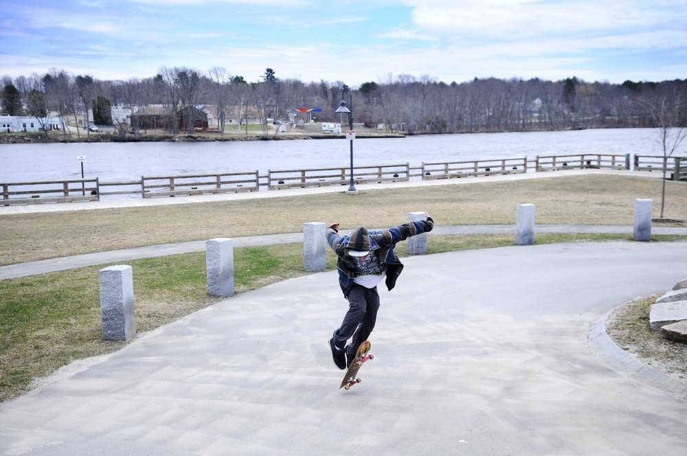 FINDING A PLACE: Gardiner officials are considering possible sites for a skate park to give skaters a safe and legal place to ride.