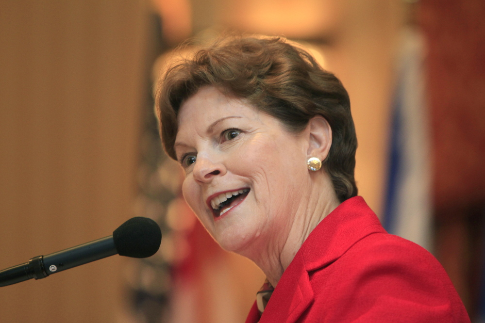 U.S. Sen Jeanne Shaheen D-N.H. introduced legislation Wednesday requiring at least three staffers to review appeals at each of 56 regional Veterans Affairs offices.
