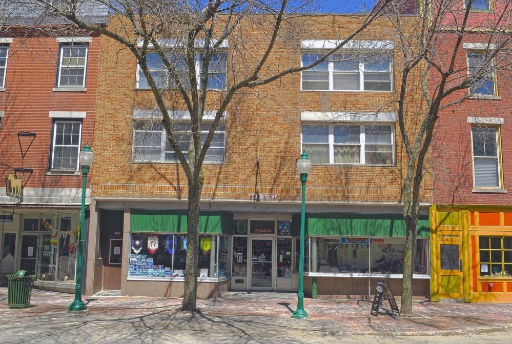 No game: Greenhouse Games is located at 269 Water St. in Gardiner, which is in the floodplain.