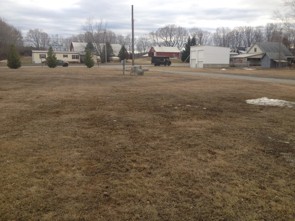 LAND TALK: Use of a town-owned lot on High Street in Farmington near the intersection with U.S. Route 2 — once the site of the town garage — is being mulled by town officials.