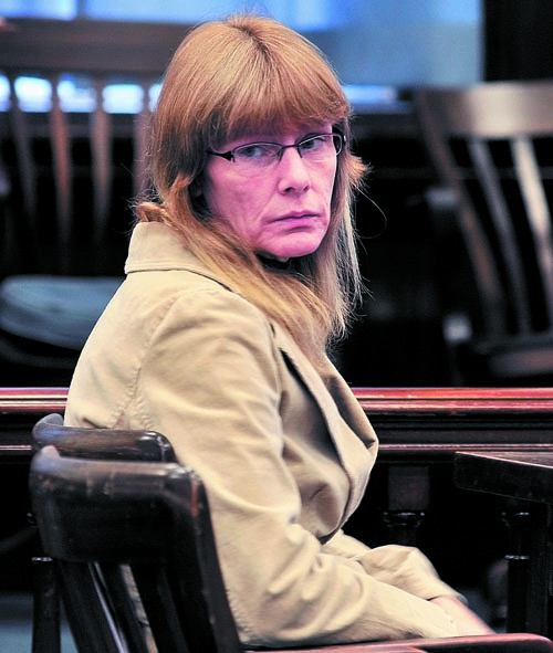 MOVING: Karen McCaul, who was found not criminally responsible for murder, now has permission to live in an Augusta group home.