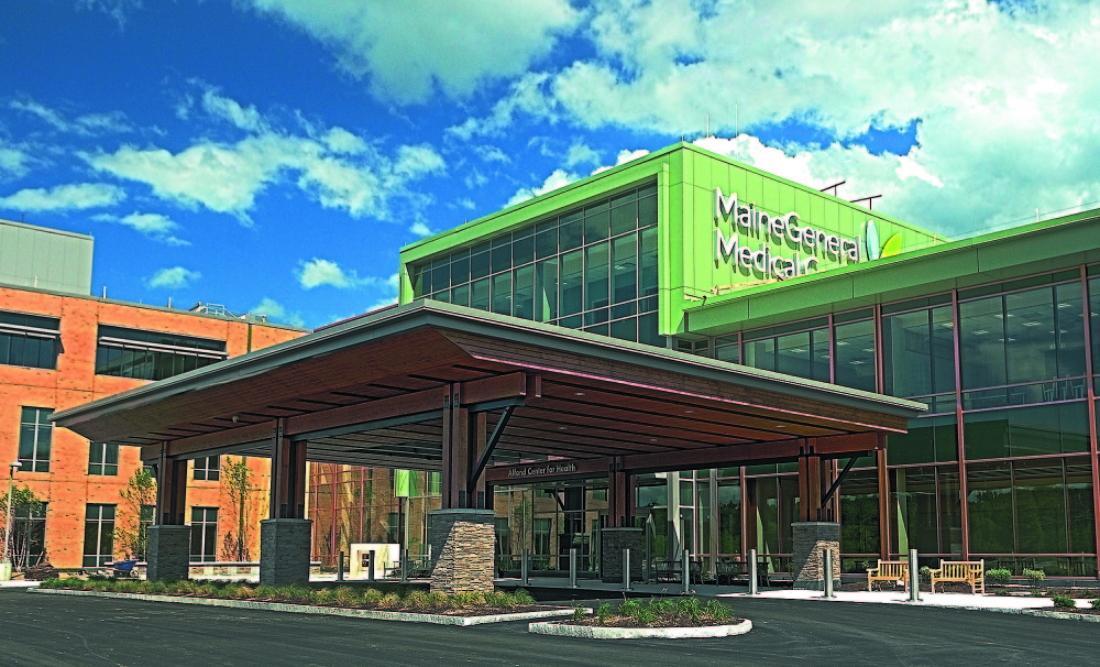 CONSOLIDATION FALLOUT: The new MaineGeneral Medical Center in north Augusta opened in November, but the hospital announced job cuts on Thursday.