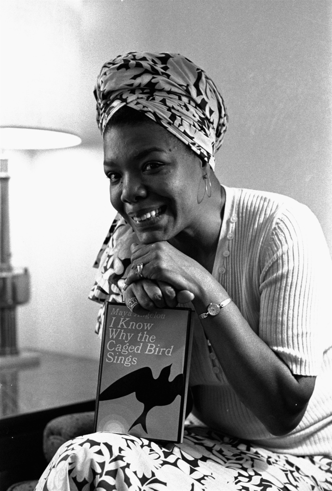 "Maya Angelou's book ""I Know Why the Caged Bird Sings"" was compellingly particular in its details about being a black girl growing up in a white world."