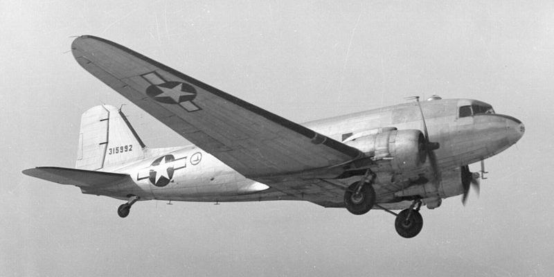 A Douglas C-47