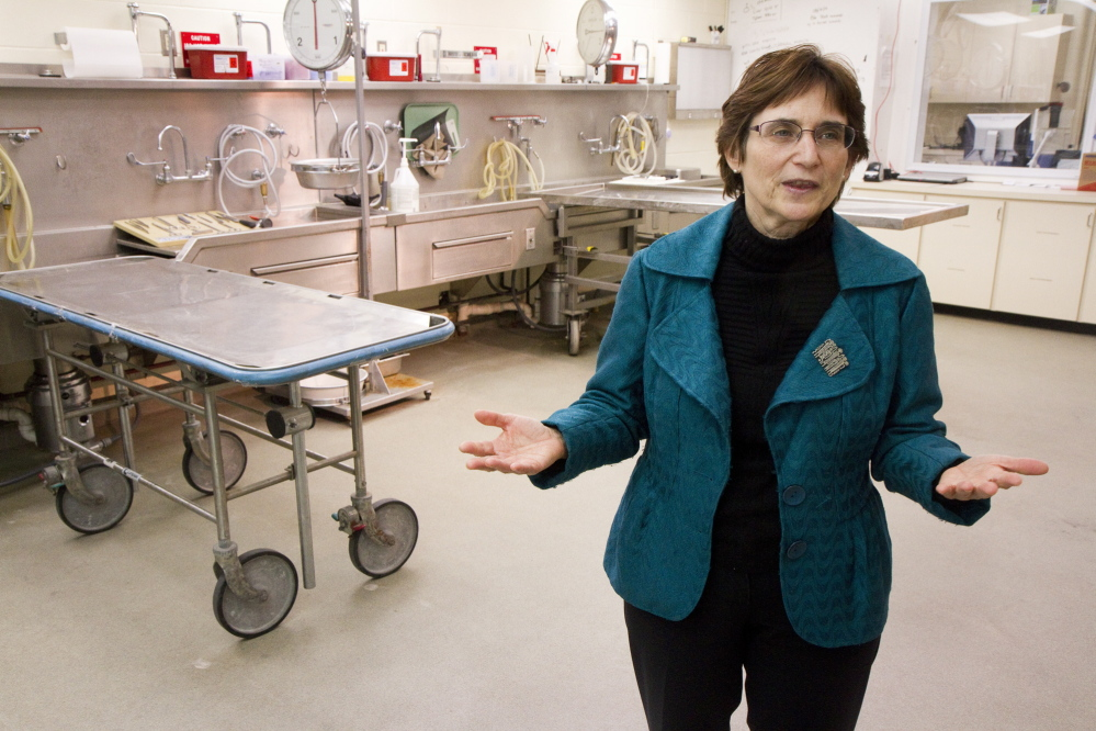 Post-mortem answers slow to surface in Maine's system ...