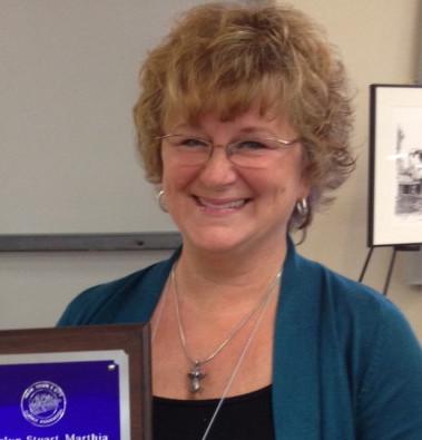Waterville City Clerk Patti Dubois.