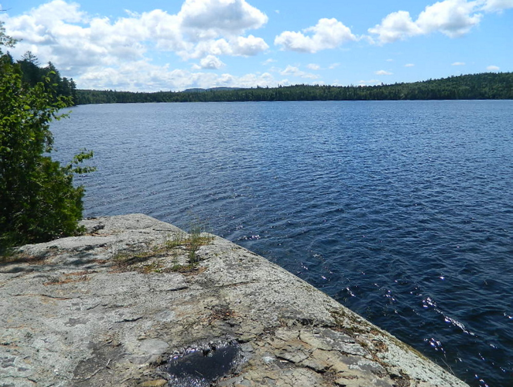 Travelin 39 maine rs north woods central maine for Fishing jobs in maine