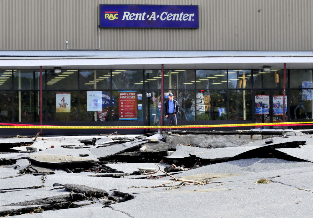 Maine Auto Mall >> Skowhegan Plaza businesses reopen after Wednesday's storm ...