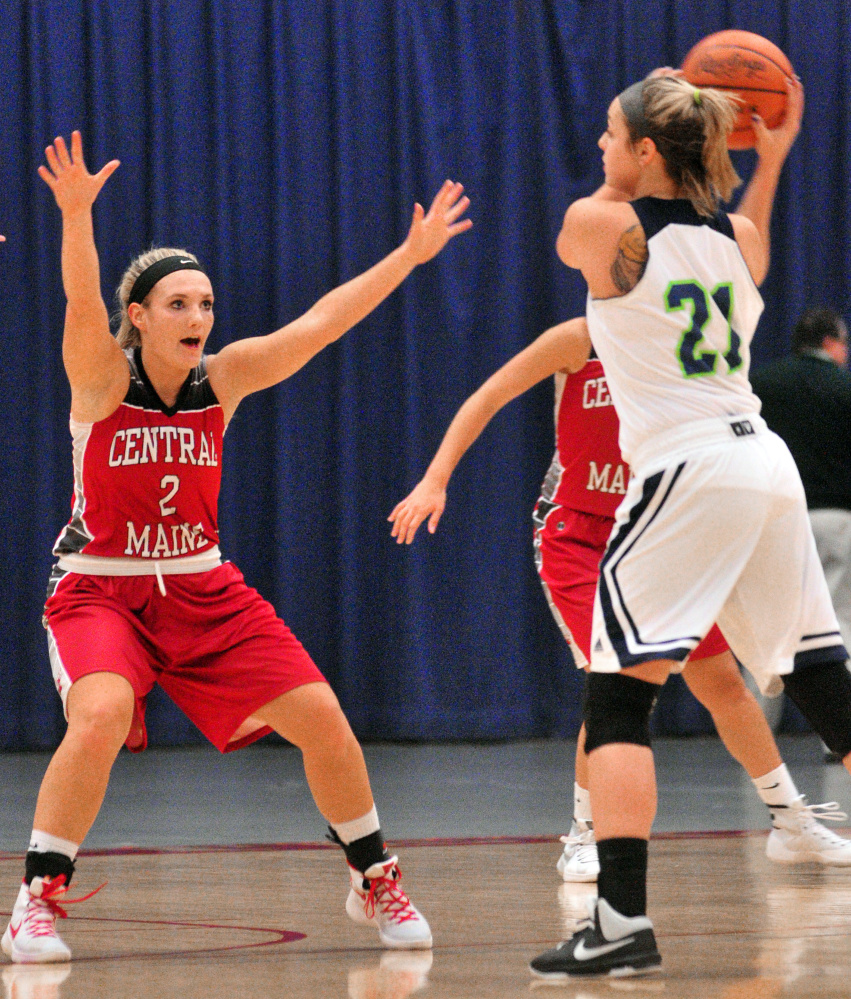 UMA, CMCC look to central Maine for basketball talent ...