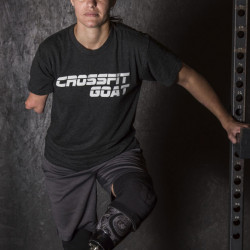 The loss of both legs and her right arm may not keep Cindy Martinez from biking in the upcoming Marine Corps Marathon.