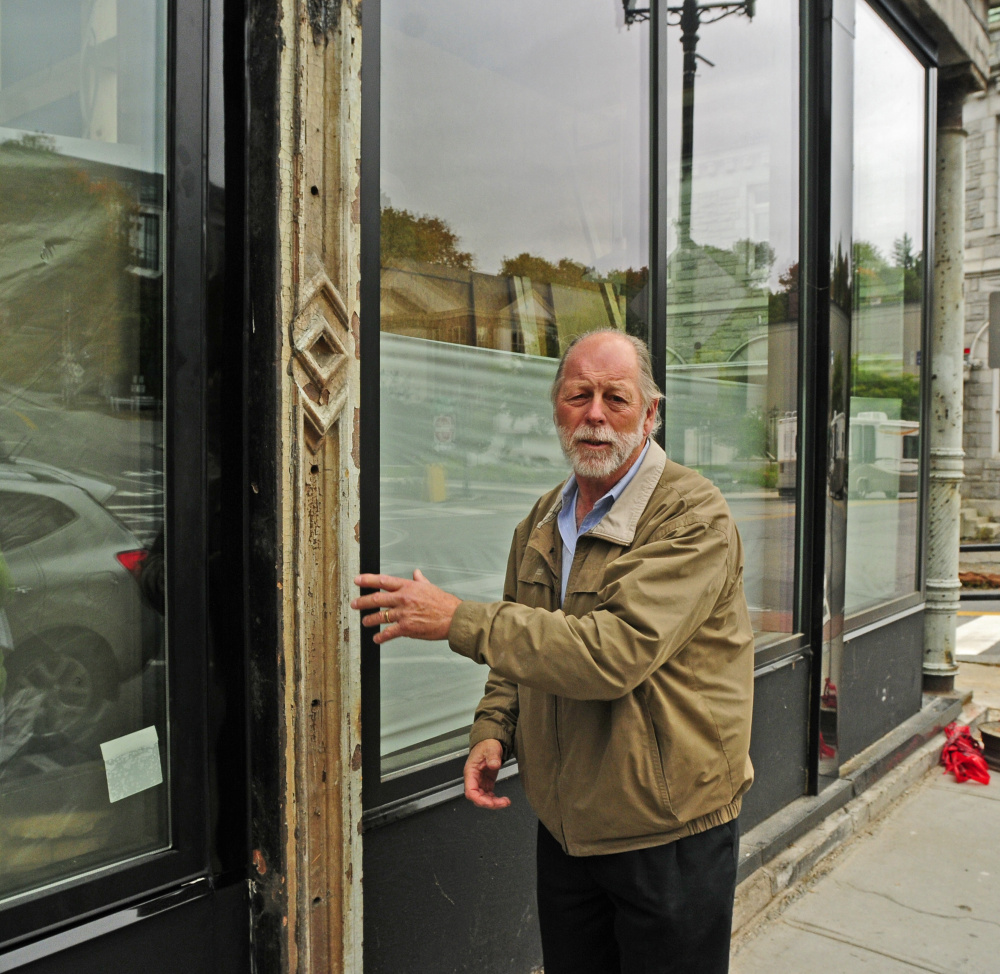 Numbers adding up for downtown augusta renovation for O connor motors augusta maine