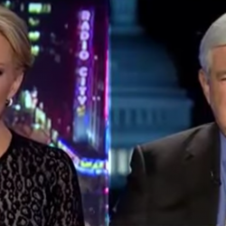 Megyn Kelly and Newt Gingrich sparred over coverage of the presidential candidates on the Fox News host's show Tuesday. Photo courtesy of Fox News