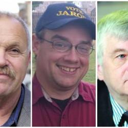 Elliott, Jarody and Koski