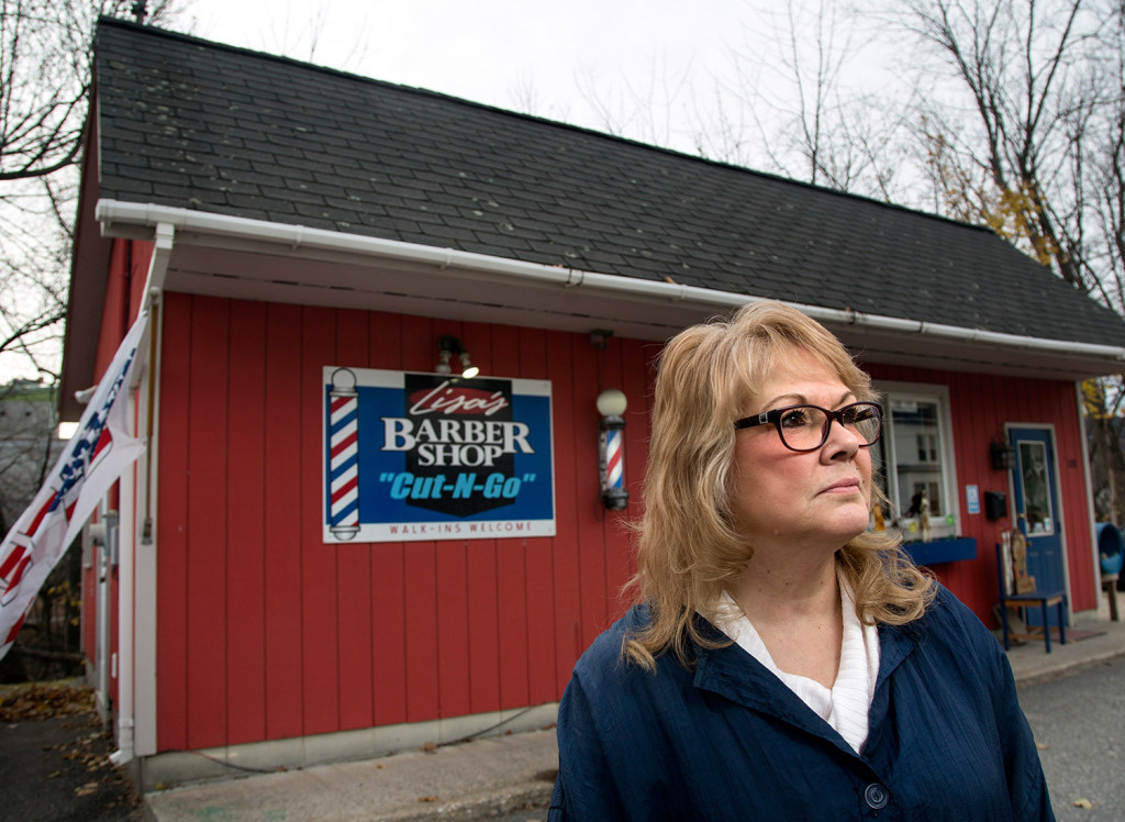 Barber Shop Portland Maine : Why this Maine town pivoted from Obama to Trump - Central Maine