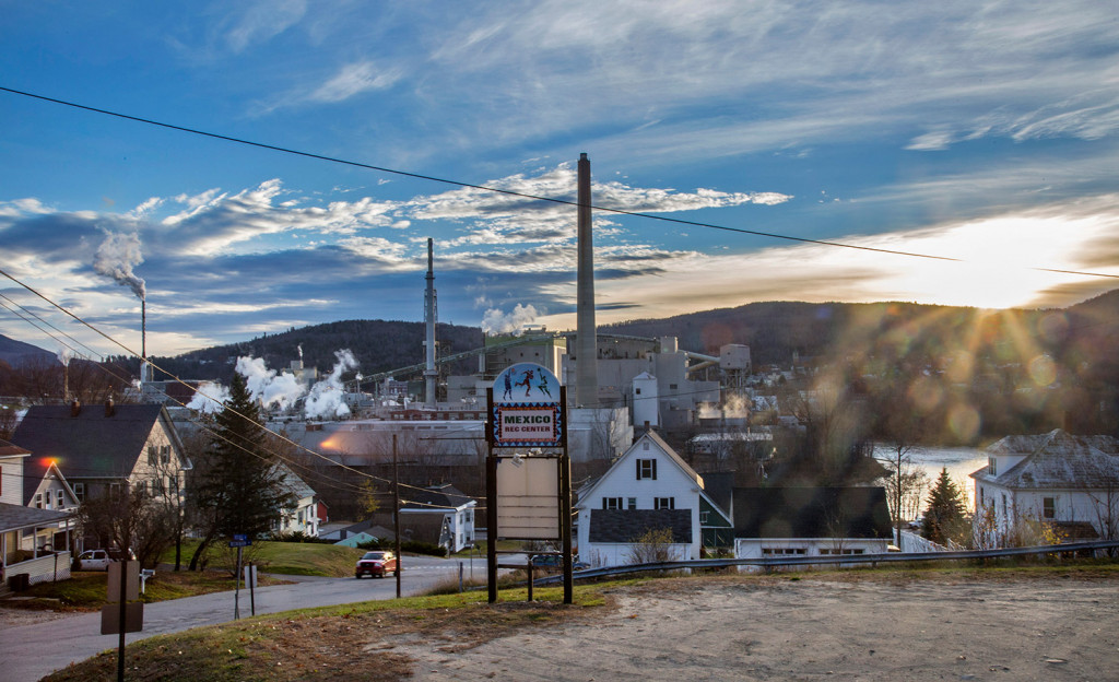 Why this Maine town pivoted from Obama to Trump - Central ...