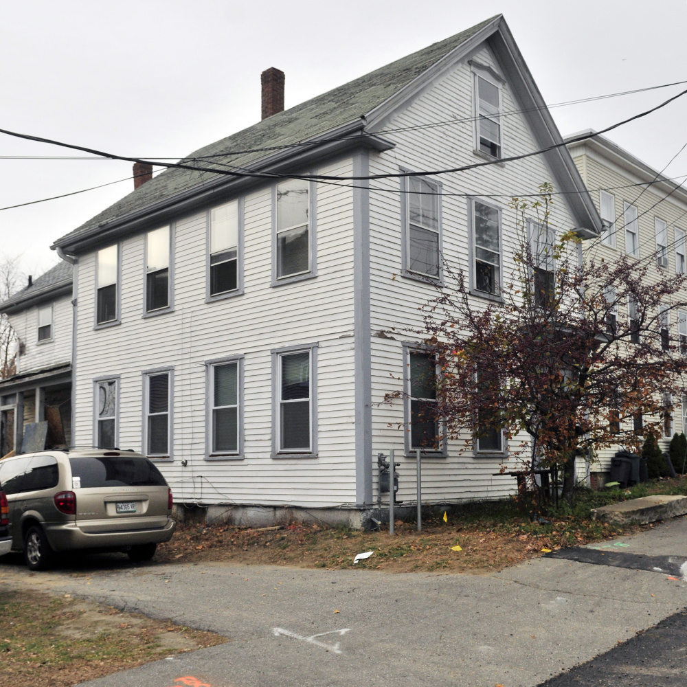 Augusta Man Turning Formerly Unsafe Tax Acquired Building