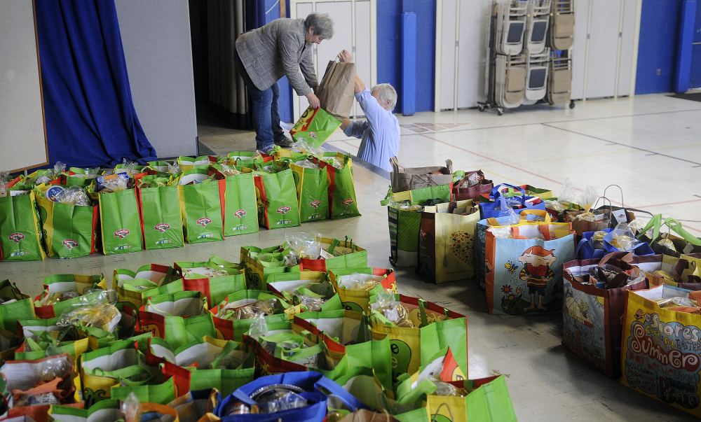 Salvation Army preps to feed nearly 1500 on Thanksgiving