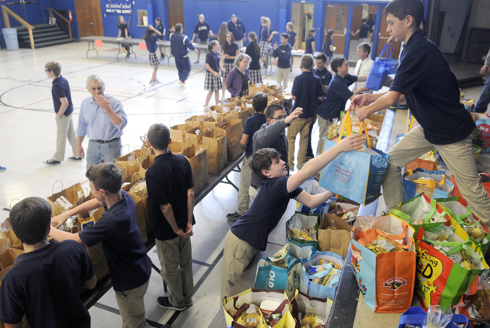 Salvation Army hands out record-breaking number of meals